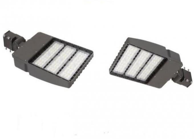 Luces de calle ahorros de energía del LED Protection19500lm ambiental Shoebox 90 - 305V